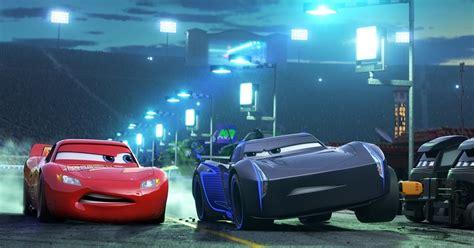 cars  clips featuring  hudsons crash jackson storm cruz ramirez pixar post