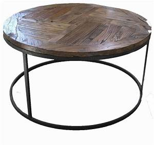 industrial round coffee table coffee table design ideas With industrial style round coffee table
