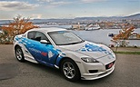 MAZDA HYDROGEN ROTARY VEHICLE Widescreen Exotic Car ...