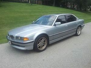 Find Used 1997 Bmw 740il E38 No Keys Project Car Or Parts