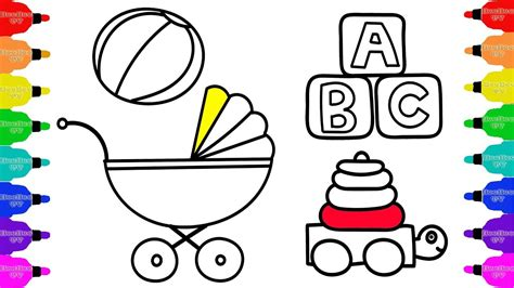 baby toys drawing  getdrawingscom   personal