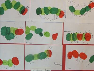 tissue paper caterpillars teach preschool 836 | Mothers Day Party 003