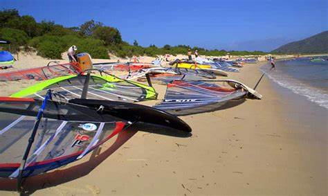 Competitive Environment Of Formula Solo the formula windsurfing oceanic & australian championships