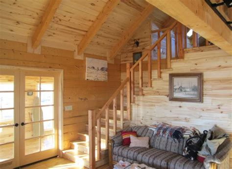aspen paneling colorado log homes allpine lumber
