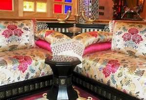Acheter Salon Marocain : la d coration marocaine chez vous ~ Melissatoandfro.com Idées de Décoration