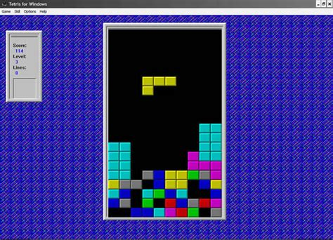 Window Si by Tetris 2 0 Puzzle For Windows 1990