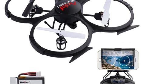 dbpower ua wifi fpv inutile de ruiner pour se payer  bon drone test  avis drone