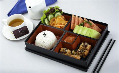 cuisine bento japanese bento food festival mercure jakarta simatupang