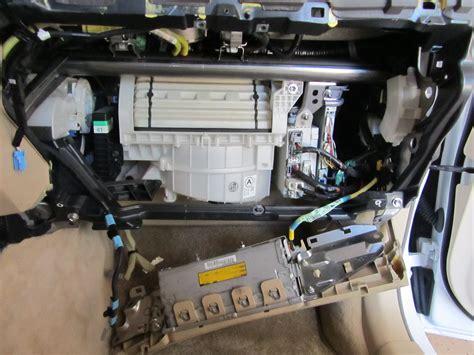 blend door replacement air filter door broken page