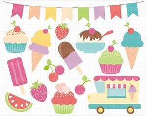 Ice Cream Clipart Border – 101 Clip Art