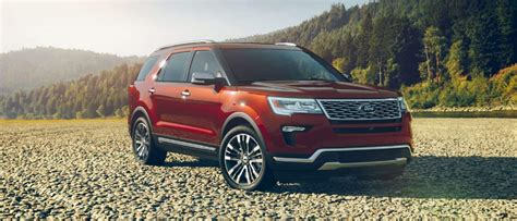 2018 Ford Explorer Gets Minor Revisions Before
