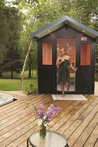 Family Budjet Say Hello To The Brand New Finnleo Terrace Outdoor Saunas