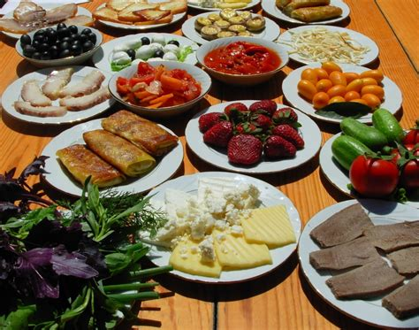 cuisine iranienne snacks for