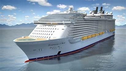 Seas Symphony Cruise Ship 3d Turbosquid Models