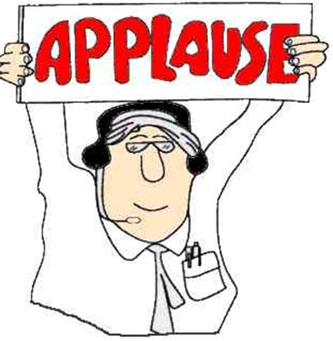 Applause Clipart Clap On Clap Zust