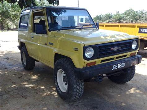 Used Daihatsu Rocky For Sale by Used 1988 Daihatsu Rocky For Sale Rm 15 800 Ad 469