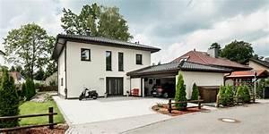 Stadtvilla Mit Garage : stadtvilla modern garage ~ Lizthompson.info Haus und Dekorationen