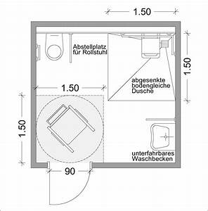 Behindertengerechtes Bad Din 18040 : barrierefreie badsanierung altbau sanit r elektro baunetz wissen ~ Eleganceandgraceweddings.com Haus und Dekorationen