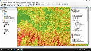 Create Slope Map From Dem In Arcgis
