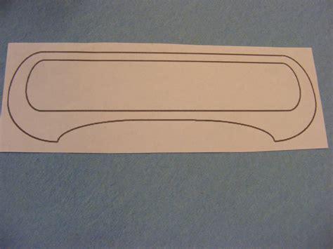 bandsaw box templates make a bandsaw pen box