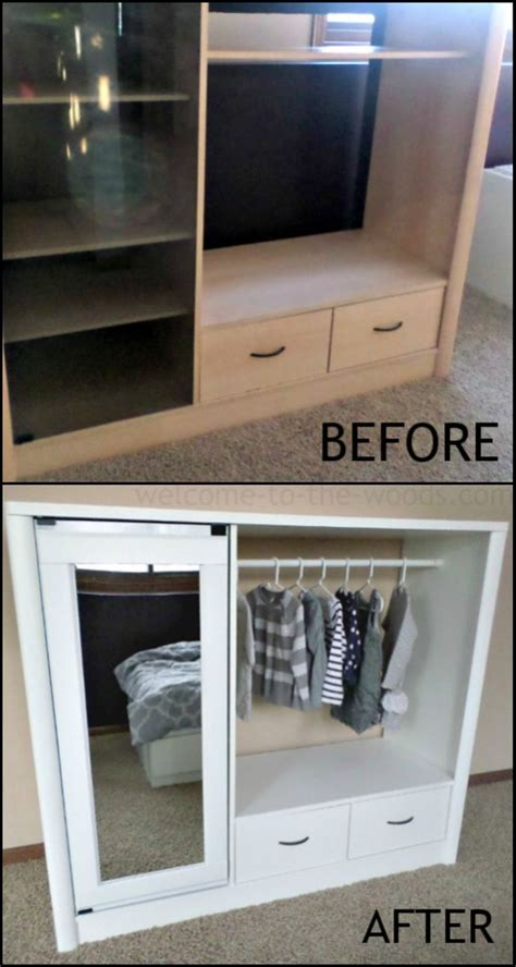 convert tv cabinet to play kitchen the 25 best entertainment centers ideas on 9457