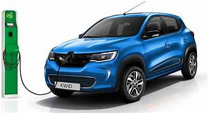 Renault Kwid EV Plugs Into The Digital Realm | Carscoops