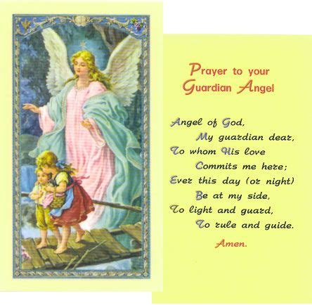 Guardian Prayer by Prayer To Your Guardian Grownups Still On