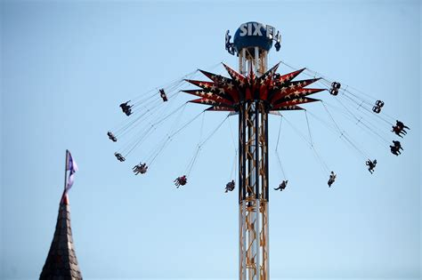 power outage stalls   flags fiesta texas rides