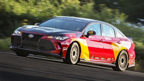 Toyota's Avalon TRD Pro Track-Car Concept Is … Awesome ...