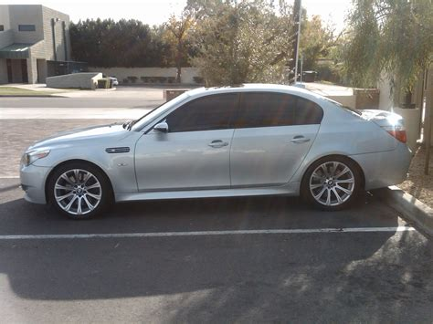 2006 Bmw M5 Tune And Exhaust 1/4 Mile Trap Speeds 0-60
