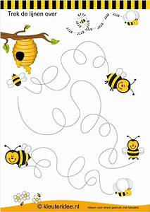 Usable Bumble Bee Worksheet