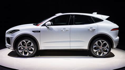 Jaguar Reveals Epace, The Crossover Suv For Millennial