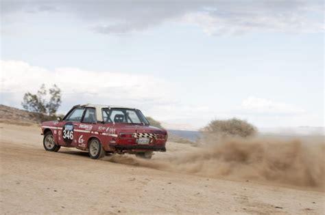 Datsun 510 Rally by 71 Datsun 510 Rally Beater Legendary Sport Compact Car