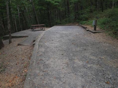 Fort mountain state park map & campground map. Fort Mountain State Park - Know Your Campground