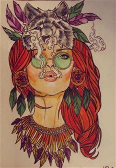 Hippy Tattoo Designs hippie tattoos  sleeve 236 x 342 · jpeg