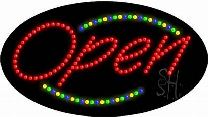Open Sign Led Animations Animated Neon Signs