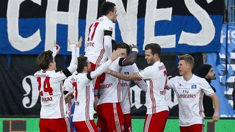In unserem blog halten wir sie auf. Bundesliga: HSV holt ersten Sieg beim SV Darmstadt