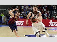 Barcelona Real Madrid Basketball 2015 Goalcom
