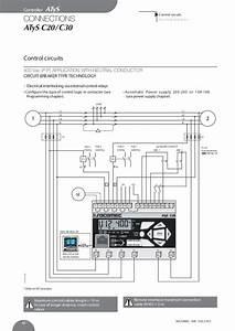 Toshiba C20 Wiring Diagram Contactor