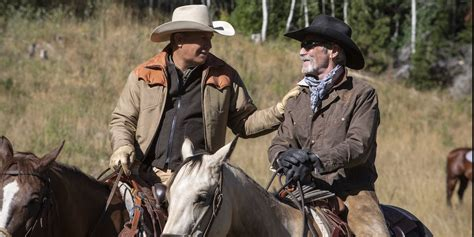 yellowstone actor forrie  smith  working