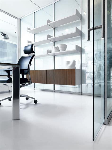mensole parete parete attrezzata monovetro pareti attrezzate per ufficio