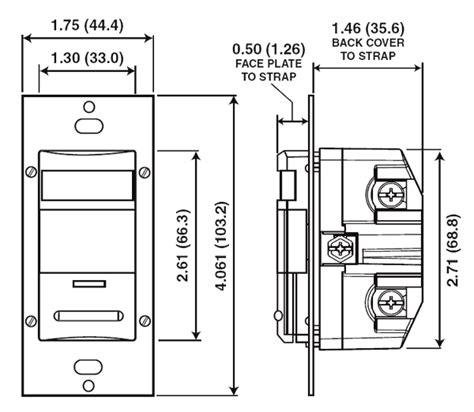 Leviton Decora Manual Occupancy Sensor