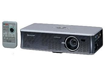 sharp xr 1s lcd projector
