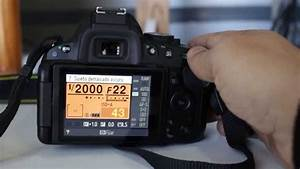 Camara Nikon Operaci U00f3n En Modo Manual