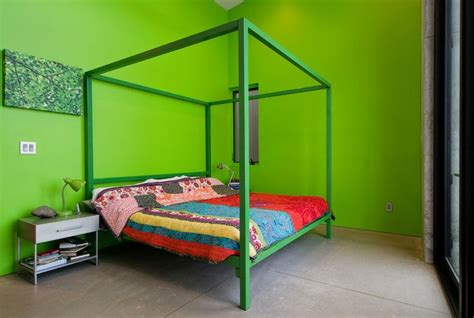 Portica Canopy Bed, Room & Board; Nightstand