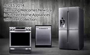 At Ces 2014  Samsung Welcomes New Era In Kitchen Home