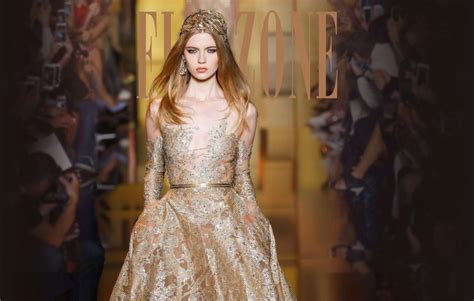 Haute Couture Fall/winter 2015/2016 Elie Saab Collection