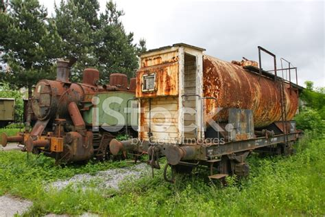 rusty train old rusty steam train stock photos freeimages com