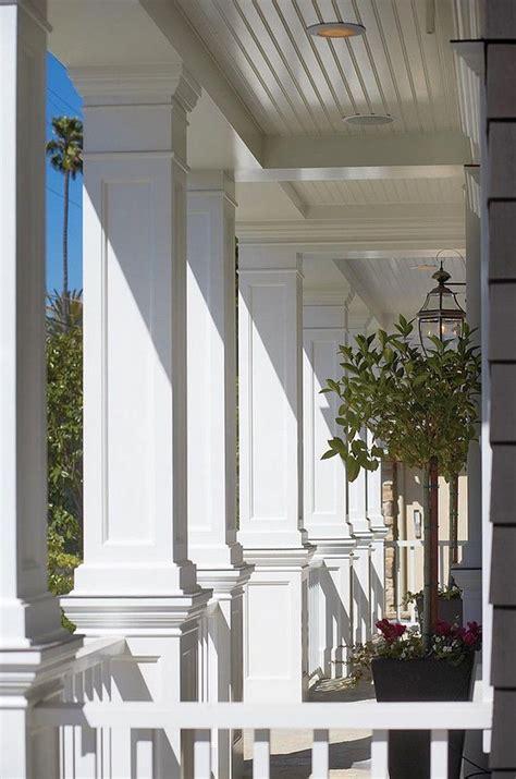 ideas  porch columns  pinterest front