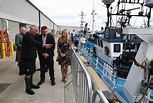 Prince of Wales in Peterhead   Royal Life Magazine